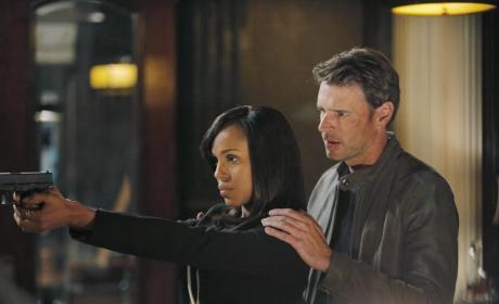 Ready... Aim... - Scandal Season 4 Episode 9