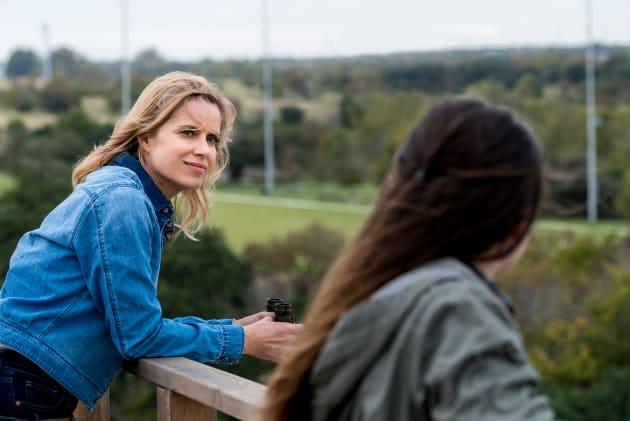 Mama Clark Is Back - Fear the Walking Dead Season 4 Episode 2