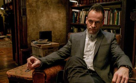 Sherlock in Thought - Elementary Season 3 Episode 12