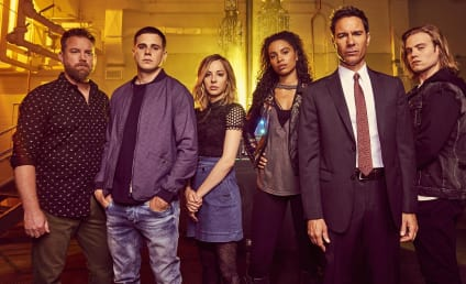 Travelers Canceled After Three Seasons at Netflix!