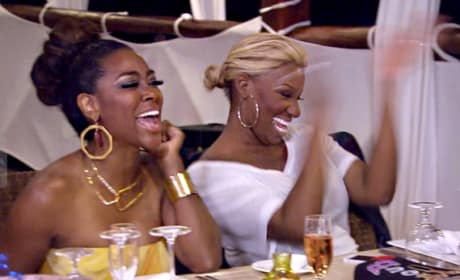 """Real Housewives of Atlanta Photos from """"He Said She Said"""""""