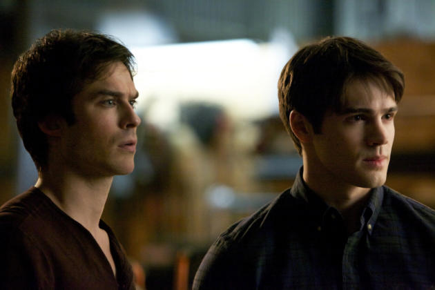 Jeremy and Damon
