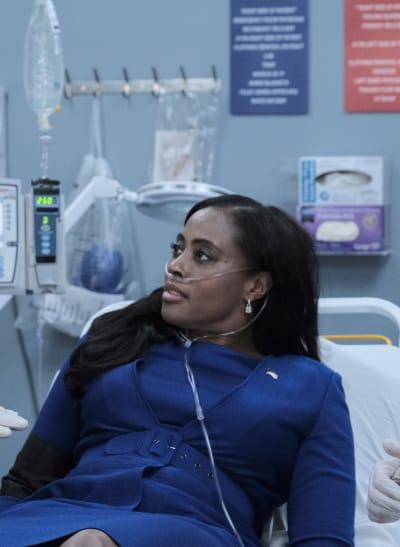 Congresswoman - Tall - The Resident Season 4 Episode 2