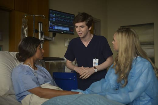 Treating a Patient - The Good Doctor