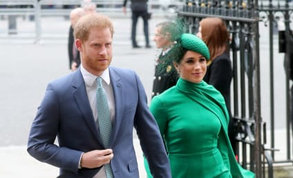 Prince Harry, Meghan Markle Set First Netflix Project