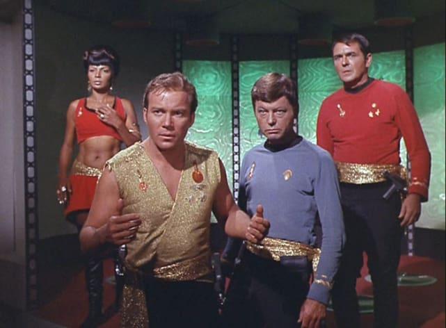 """Star Trek - """"Mirror, Mirror"""""""
