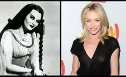 Portia de Rossi Cast as Lily in Remake of The Munsters