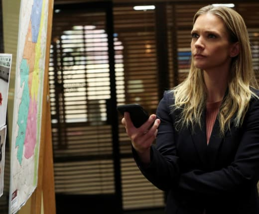 Mapping a Plan - Criminal Minds Season 13 Episode 21