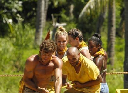 Watch Survivor Season 35 Episode 1 Online