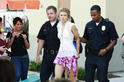 Handcuffed!