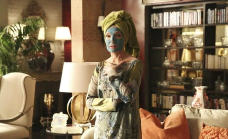 The Face Mask - Castle Season 7 Episode 6