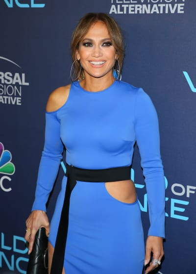 Jennifer Lopez, World of Dance