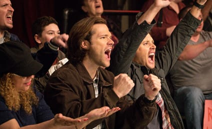 Supernatural Season 11 Episode 15 Review: Beyond the Mat