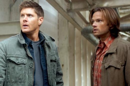 Sam and Dean Scene