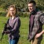 Love and an assault rifle - Fear the Walking Dead Season 3 Episode 6