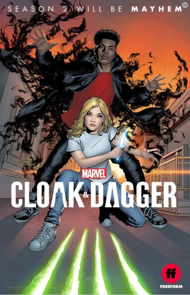 cloak and dagger season 2