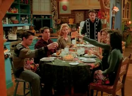 Watch Friends Season 1 Episode 9 Online
