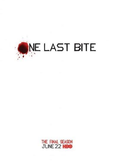 One Last Bite Poster