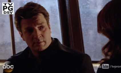 Castle Season 7 Episode 12 Promo: Rick's First Case!