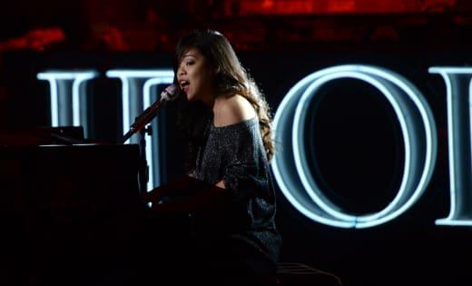 Jett Hermano on American Idol