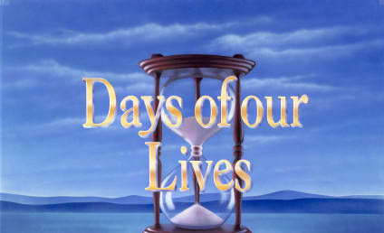 Days of Our Lives: Renewed Through 2016!