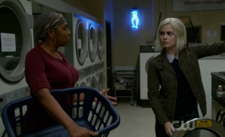 Mama Leone - iZombie Season 4 Episode 4