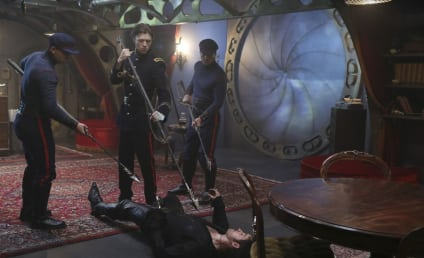Once Upon a Time Photo Preview: Under the Sea