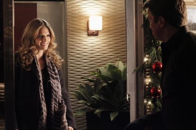 Kate & Rick's First Christmas