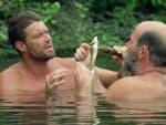 Catching a Fish - Survivor