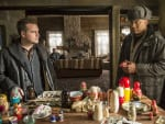 Sam and Callen in Russia - NCIS: Los Angeles