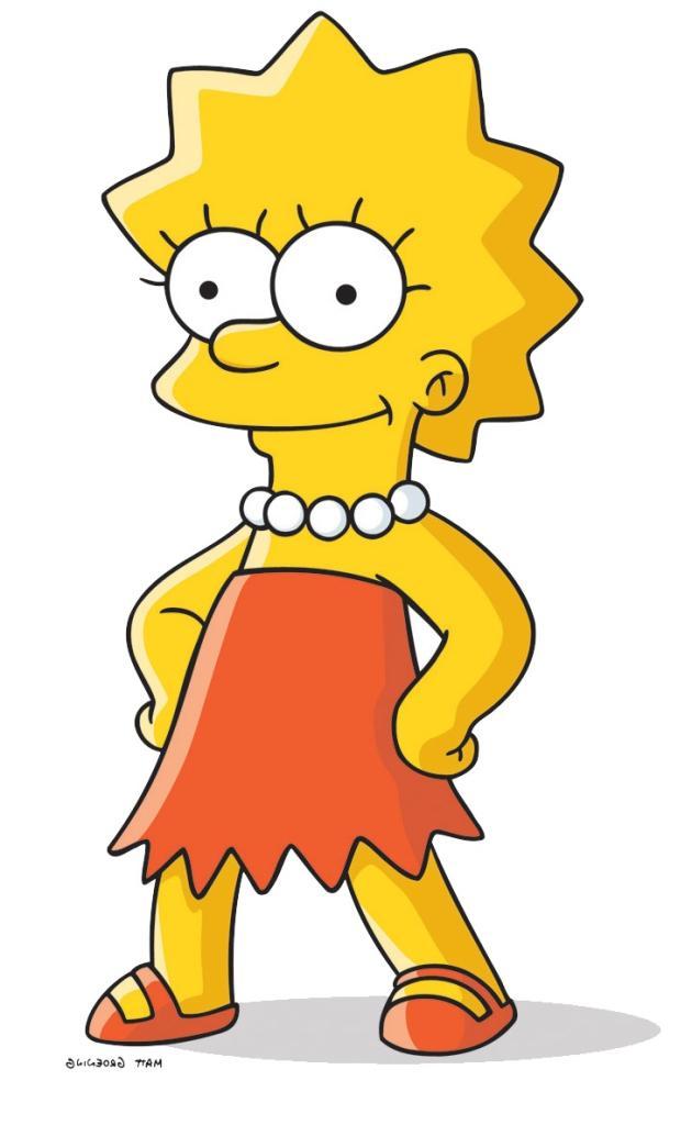 Lisa Simpson Picture