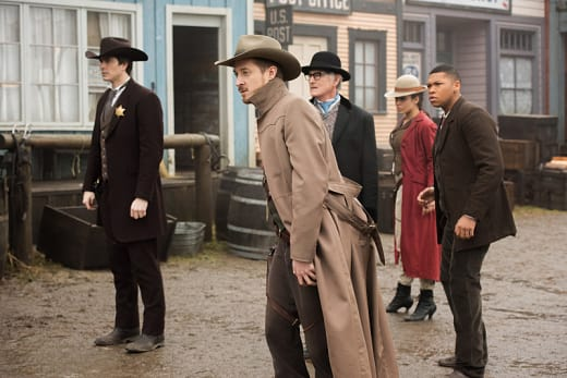Outlaw Legends - DC's Legends of Tomorrow