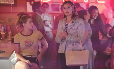 Mother Moment - Riverdale Season 2 Episode 2
