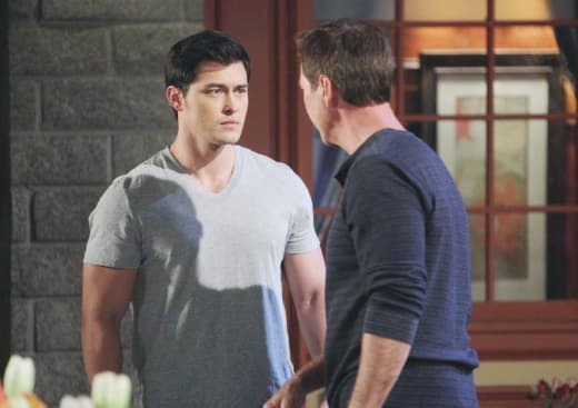 John Makes Amends - Days of Our Lives