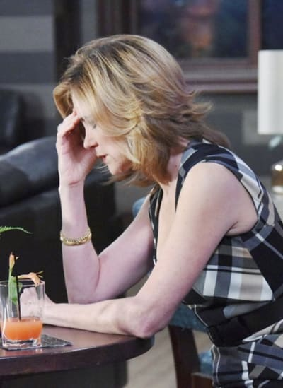 (TALL) Eve Gets Desperate - Days of Our Lives