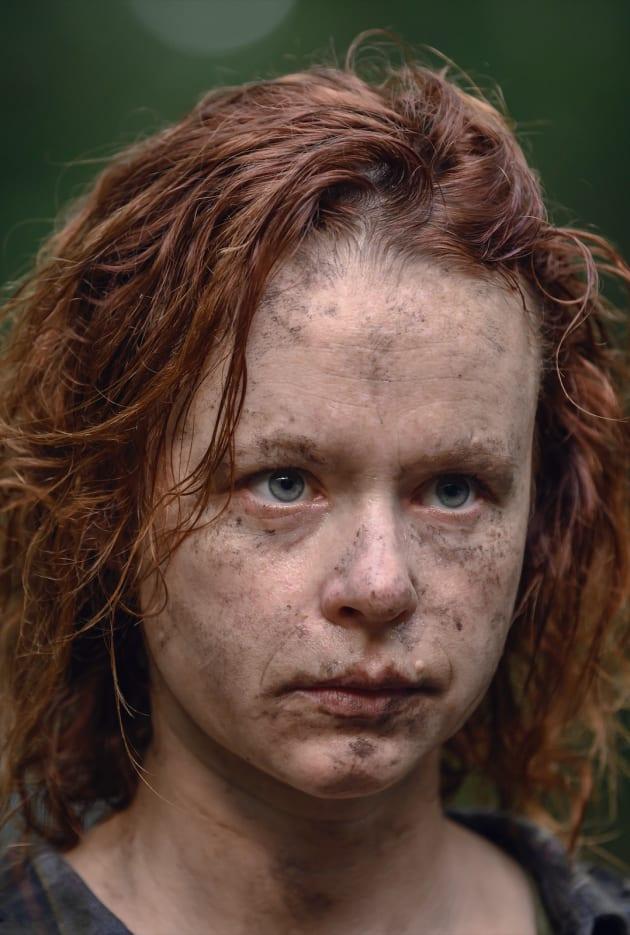 Thora Birch as Gamma - The Walking Dead