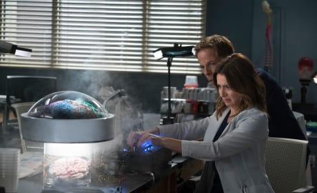 Where there is Smoke - Grey's Anatomy Season 15 Episode 1