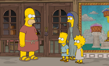 The Simpsons Renewed Through 2023