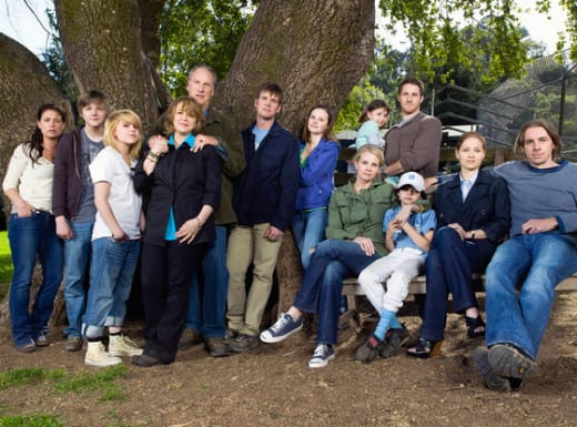 Parenthood Cast Photograph