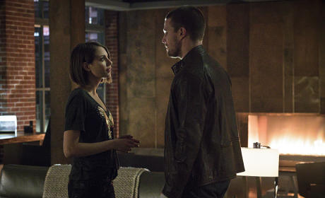 Siblings - Arrow Season 3 Episode 23