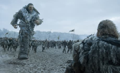 Wun Wun To The Rescue - Game of Thrones Season 6 Episode 9