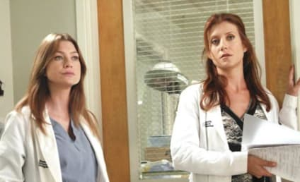 Grey's Anatomy Caption Contest XXXVI