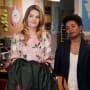 Sutton and Tia - The Bold Type Season 3 Episode 3