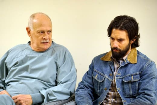 Gerald McRaney as the Doctor - This Is Us
