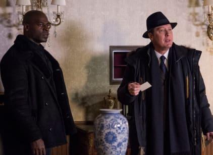 Watch The Blacklist Season 2 Episode 12 Online