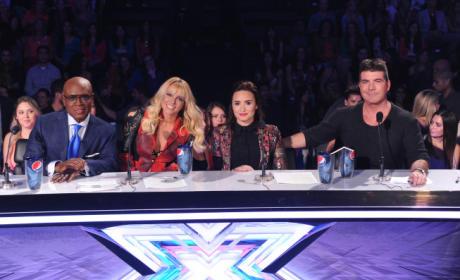 The X Factor Quartet