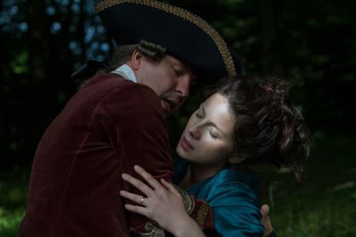 The Baby - Outlander Season 2 Episode 6