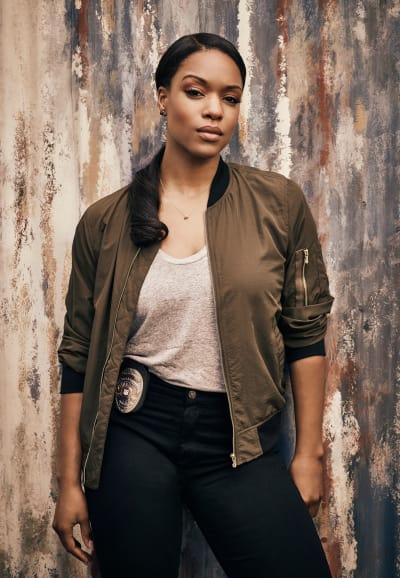 Michelle Mitchenor as Det. Bailey - Lethal Weapon Season 2