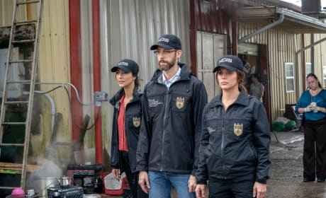 Under a Shrimping Boat - NCIS: New Orleans