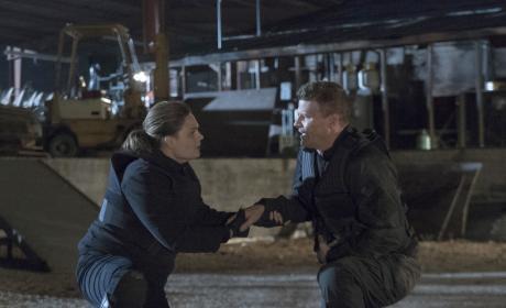 Working Together - Bones Season 12 Episode 12
